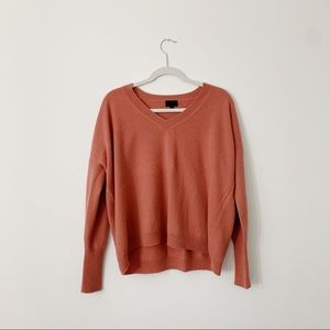 J. Crew Collection 100% Italian Cashmere Sweater